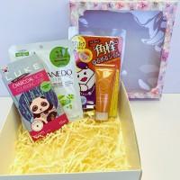 BEAUTY BOX SKIN CARE №1  Уход за жирной кожей лица