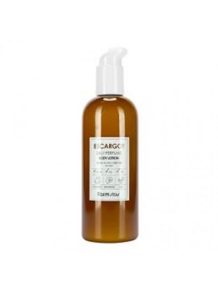 Лосьон для тела с муцином улитки FarmStay Escargot Daily Perfume Body Lotion, 330ml