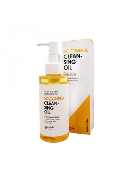 EYENLIP Гидрофильное масло с витаминами для сухой кожи  VC Control Cleansing Oil 150мл