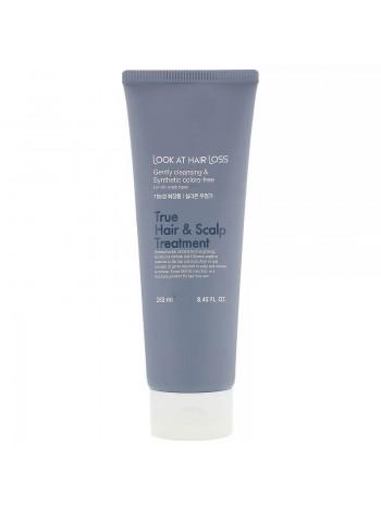 Бальзам-кондиционер для жирной кожи головы Daeng Gi Meo Ri Look At Hair Loss True Hair & Scalp Treatment 250 мл