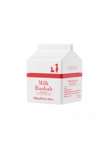 Детский бальзам для лица и тела MILK BAOBAB Baby&Kids Balm