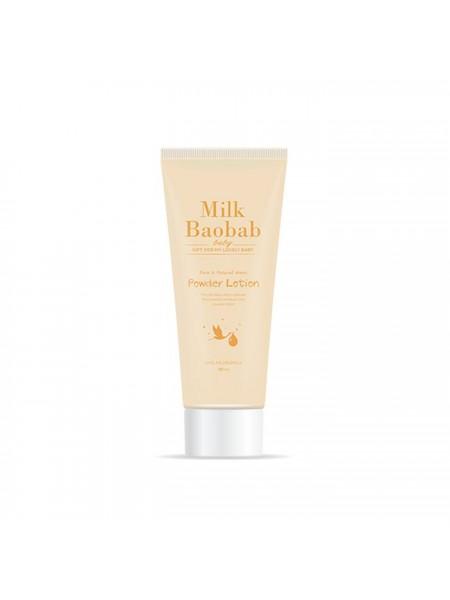 Детский лосьон для тела Milk Baobab Baby Powder Lotion Travel Edition 70мл