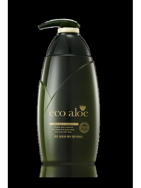 ROSEE Eco Aloe Hair Multi Essence  Мульти-эссенция для волос