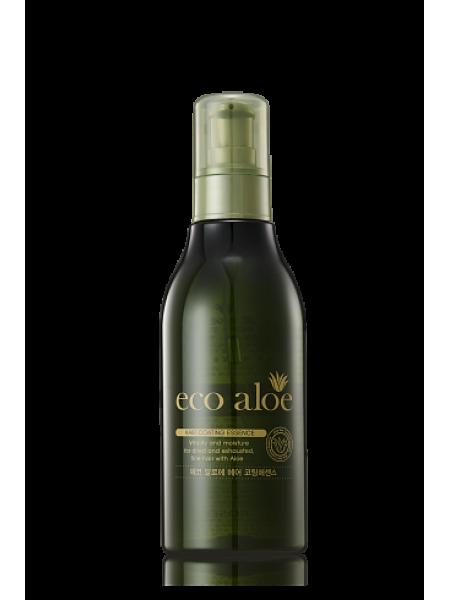 Эссенция для защиты волос Rosee Eco Aloe Hair Coating Essence 200 мл