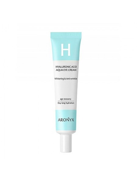 Увлажняющий крем для глаз с гиалуроновой кислотой и пептидами Aronyx Hyaluronic Acid Aqua Eye Cream