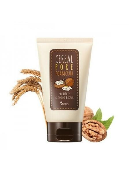Пенка-скраб для умывания Some By Mi Cereal Pore Foamcrub 100ml