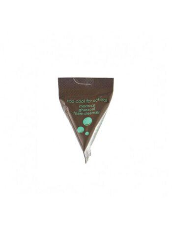 Пенка для умывания с марокканской глиной Too Cool For School  Morocco ghassoul foam cleanser, 5мл