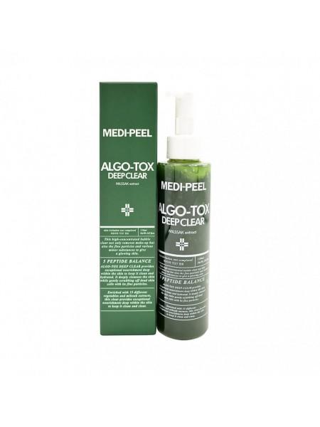 Гель для глубокого очищения кожи с эффектом детокса MEDI-PEEL Algo-Tox Deep Clear 150 мл