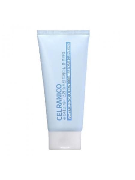 Пенка интенсивно увлажняющая для умывания Celranico Deep Moisturizing Aqua Foam Cleansing 150мл