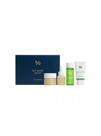 """Dr.Ceuracle Набор миниатюр """"Чайное дерево и прополис"""" - Best sellers mini kit, 4 предмета"""