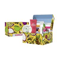 Бьюти бокс косметики: Анти-эйдж: пептиды и  экстракты фруктов