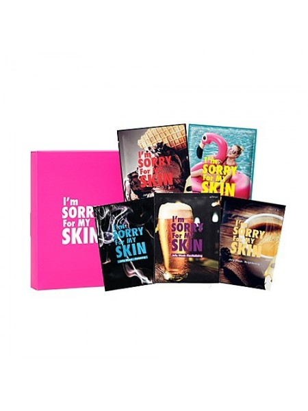 Подарочный набор I'm Sorry For My Skin Limited edition box relaxing ampoule