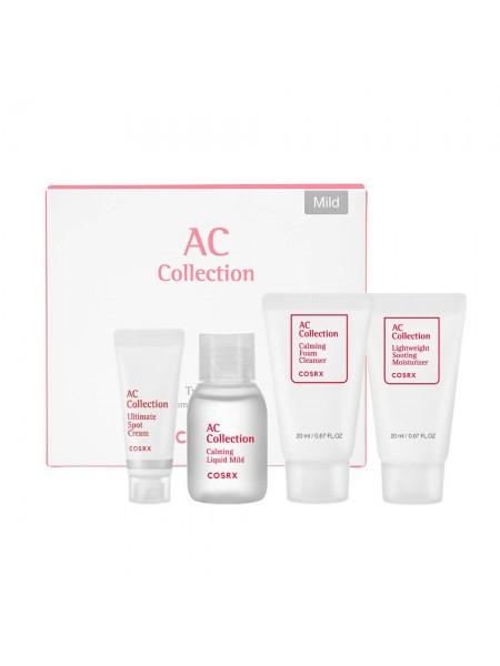 Набор миниатюр для проблемной кожи Cosrx  AC collection trial kit mild