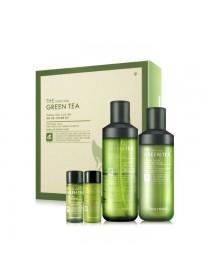 Набор увлажняющих средств с экстрактом зеленого чая TONY MOLY The Chok Chok Green Tea Watery Skin Care Set