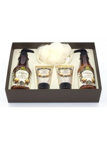 Королевский набор для тела c оливой питательный White Cospharm Royal Olive Energizing Body Care 2 Set