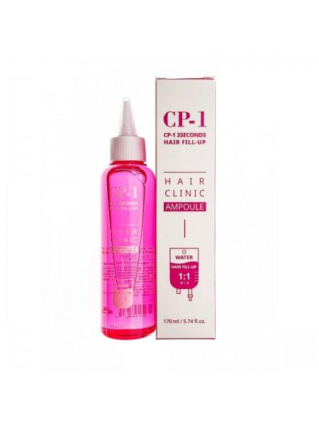 Маска-филлер для поврежденных волос ESTHETIC HOUSE CP-1 3Seconds Hair Fill-Up Hair Clinic Ampoule, 170мл