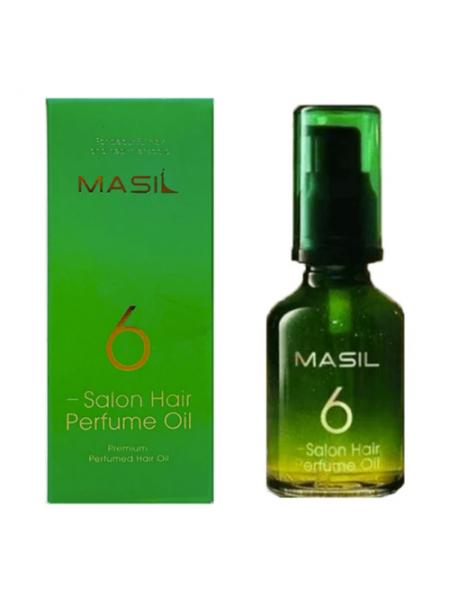 Парфюмированное масло для волос Masil 6 Salon Hair Perfume Oil, 50мл
