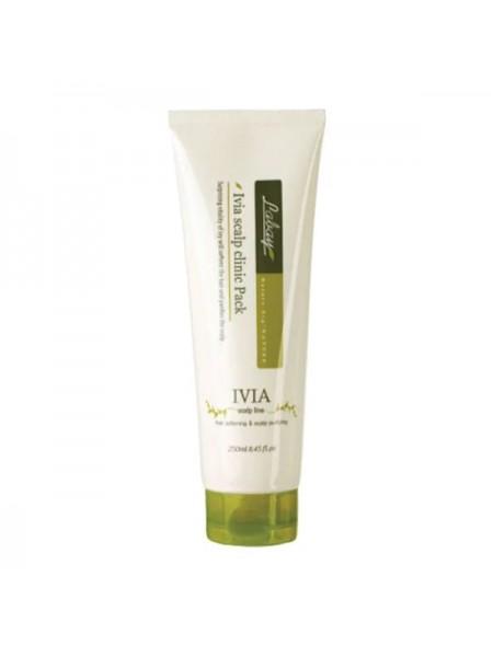 Маска для волос и кожи головы Labay Ivia Scalp Clinic Pack, 250ml