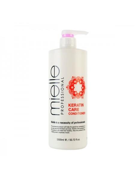 Восстанавливающий кондиционер с кератином Mielle Professional Keratin Care Conditione, 1500ml