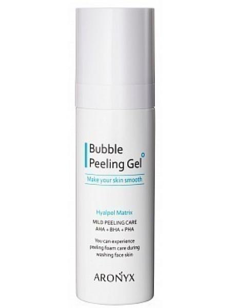 Кислородная маска-скатка Medi Flower Aronyx Bubble Peeling Gel