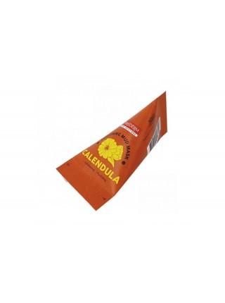 Успокаивающая грязевая маска для лица в пирамидках 12шт*20г Purederm Calendula Soothing Facial Mud Mask