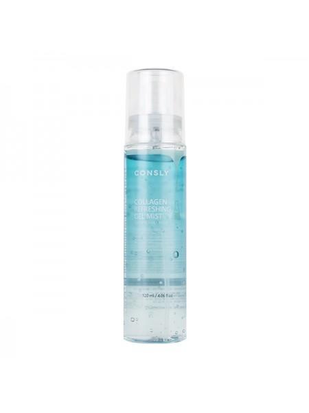 Гель-мист с коллагеном Consly Collagen Refreshing Gel Mist