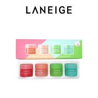 Набор ночных масок для губ LANEIGE Lip Sleeping Mask Mini Kit [4 SCENTED COLLECTIONS]