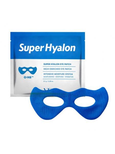 Гидрогелевые патчи под глаза VT SUPER HYALON EYE PATCH