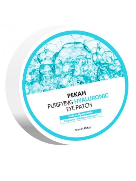 PEKAH Омолаживающие патчи для глаз с гиалуроновой кислотой