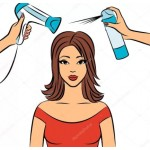 Спреи для укладки волос