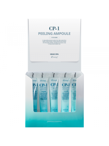 Пилинг-сыворотка для кожи головы глубокое очищение Esthetic House CP-1 peeling ampoule, 20шт*20мл