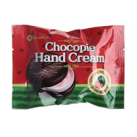 Крем для рук с арбузом The Saem Chocopie Hand Cream Watermelon 35мл
