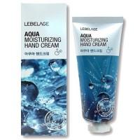 Увлажняющий крем для рук Lebelage Aqua Moisturizing Hand Cream