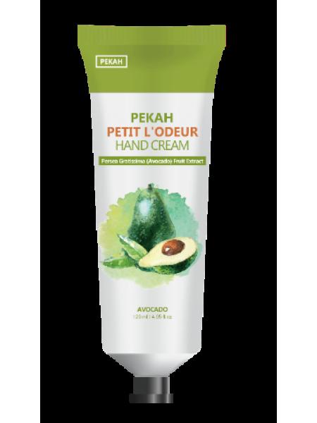 Крем для рук с  авокадо PEKAH Petit L'odeur Hand Cream  Avocado  30 мл