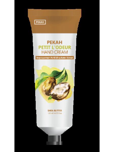 Крем для рук с маслом Ши Pekah Petit L'Odeur Hand Cream Shea Butter