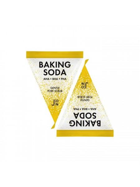 Содовый скраб для очищения пор J:ON Baking Soda Gentle Pore Scrub 20 pcs