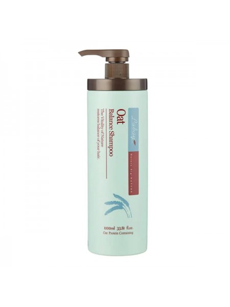 Шампунь для волос с овсом Labay Oat Balance Shampoo, 1000ml