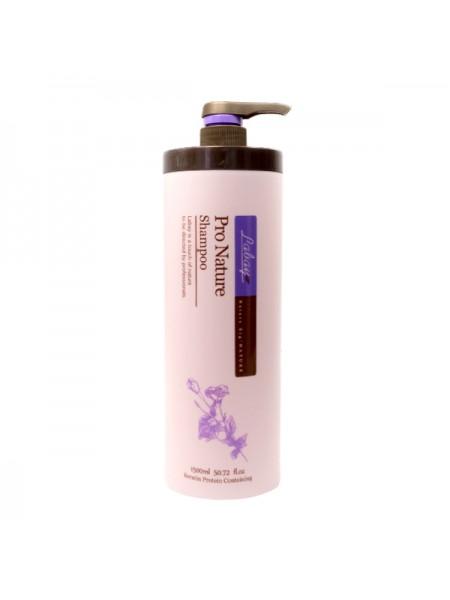 Шампунь с кератином Labay Pro Nature Shampoo 1500ml