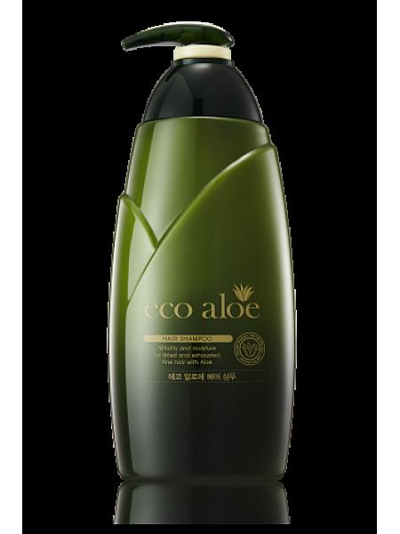 Шампунь для волос Rosee Eco Aloe Hair Shampoo