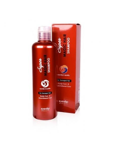 Шампунь для поврежденных волос EYENLIP Super Magic Hair Shampoo 300мл