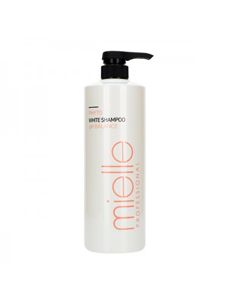Шампунь с РН-контролем Mielle Phyto White Shampoo 1000ml