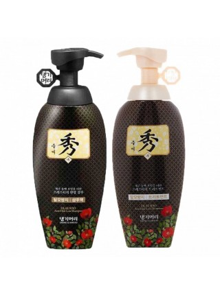 Шампунь от выпадения волос DAENG GI MEO RI Dlae Soo Anti-Hair Loss Shampoo 400 мл