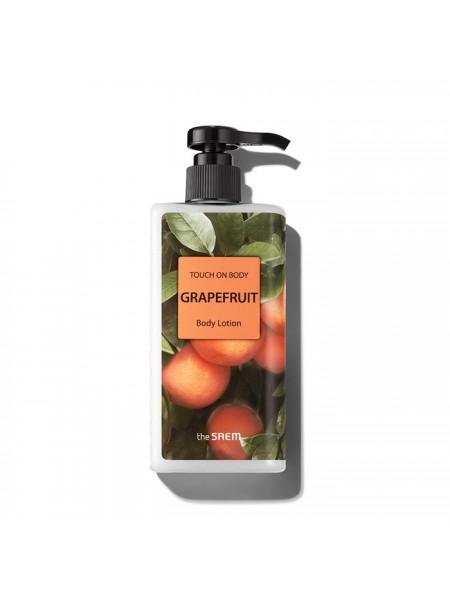 Гель для душа с грейпфрутом The Saem Touch On Body Grapefruit Body Wash