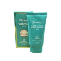 Увлажняющий солнцезащитный крем для лица и тела JMsolution Marine Luminous Pearl Sun Cream SPF50 PA++++, 50мл