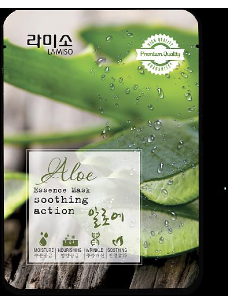 Маска с экстрактом Алоэ La Miso Essence Mask Premium Qualit