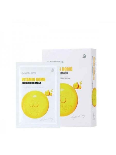 Освежающая маска с витаминным комплексом Medi-Peel Vitamin Bomb, 25мл