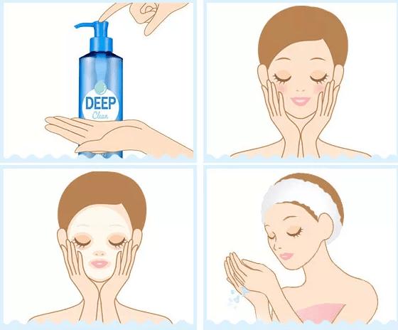 A'PIEU Deep Clean Cleansing Oil Гидрофильное масло