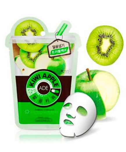 Mediheal Kivi Apple Ade Mask Маска для лица для проблемной кожи с экстрактом киви и яблока
