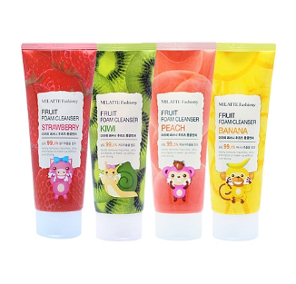 milatte fashiony fruit hand cream