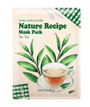 Secret Key Nature Recipe Mask Pack
